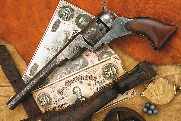 an introduction to the texas legendary six shooter sam colt During the war, walker traveled east and worked with samuel colt, the famous gunsmith, in designing a six-shooter that would become known as the walker-colt revolver this legendary weapon would remain the most powerful handgun in the world until the invention of the 44-magnum.