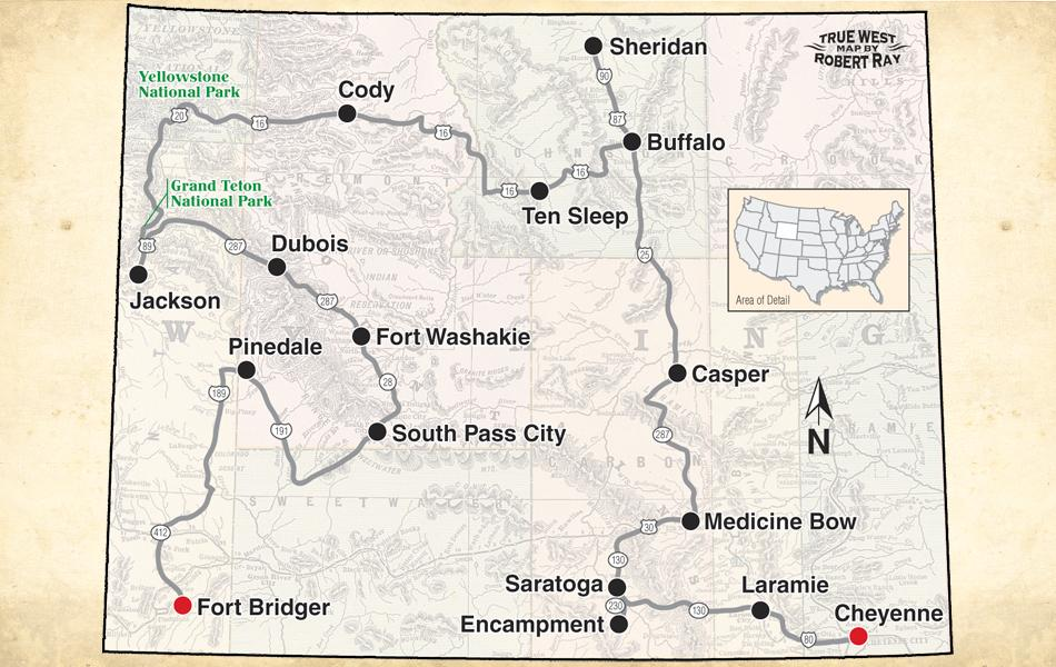 hole in the wall wyoming map with Wyoming At 125 Still Bucking on 24001220 likewise Wilcox further Cartes Pays as well Sigiriya likewise 58024302.