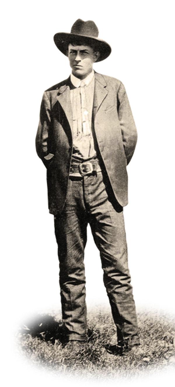 The Lasting Influence of Texas Ranger Joaquin Jackson ... |Texas Ranger Joaquin Jackson